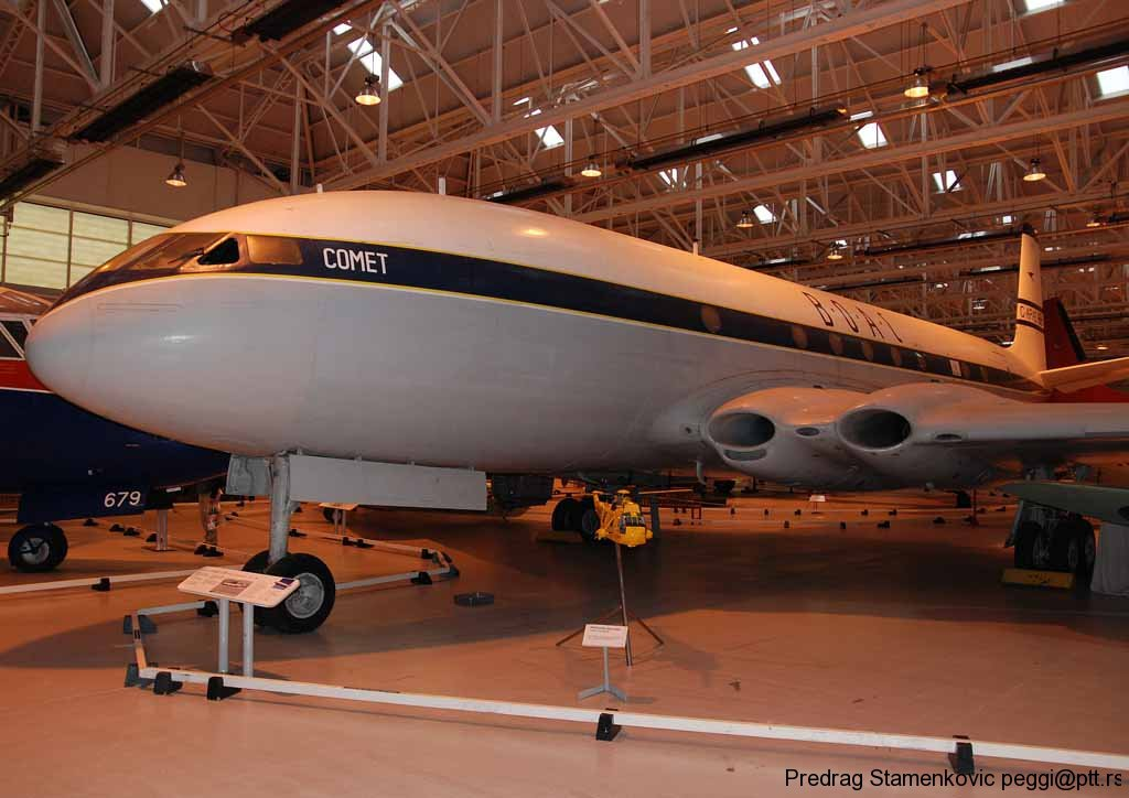 comet-raf-museum-cosford