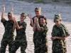 Dan recne flotile - veslacka regata - Vojska Srbije recna Flotila