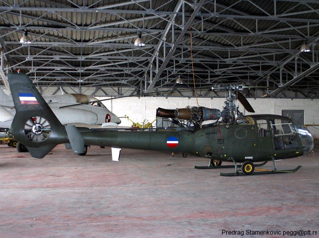 Aerospatiale Gazelle Gatajnica