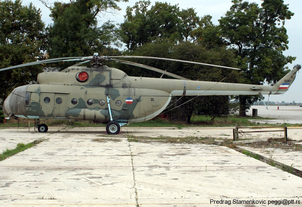 Mil Mi 8 Serbian Air Force