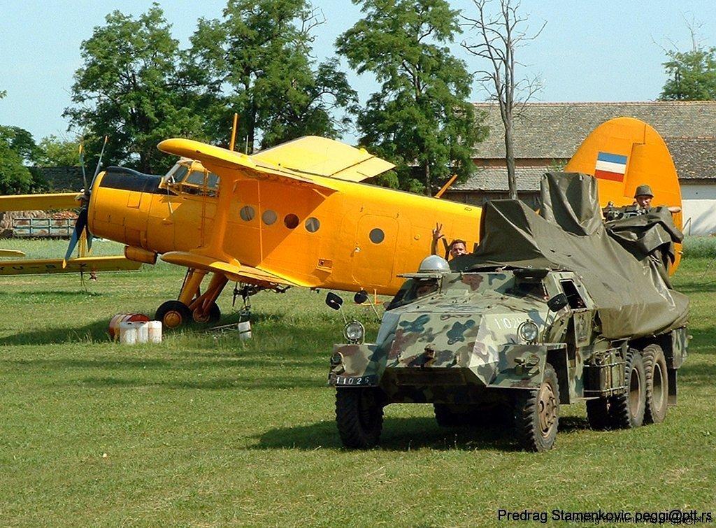 Antonov&Praga-PVO Cenej Novi Sad