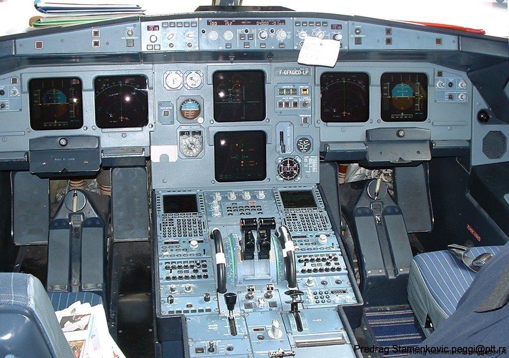 Airbus A320 Airfrance Paris