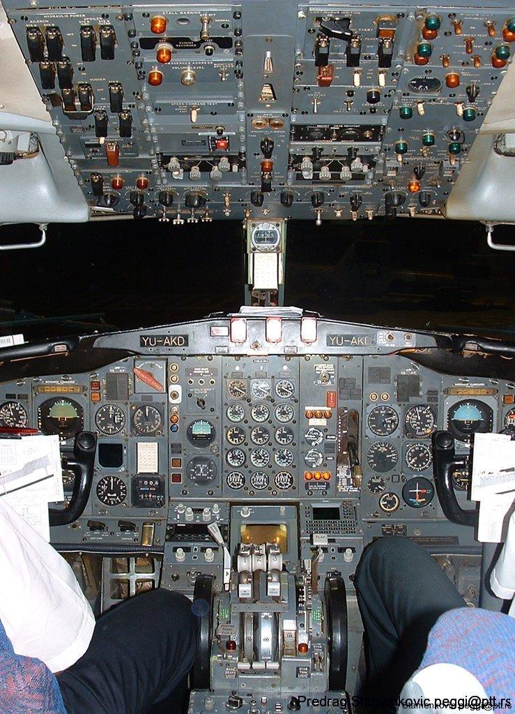 Boeing 727-200 Jat
