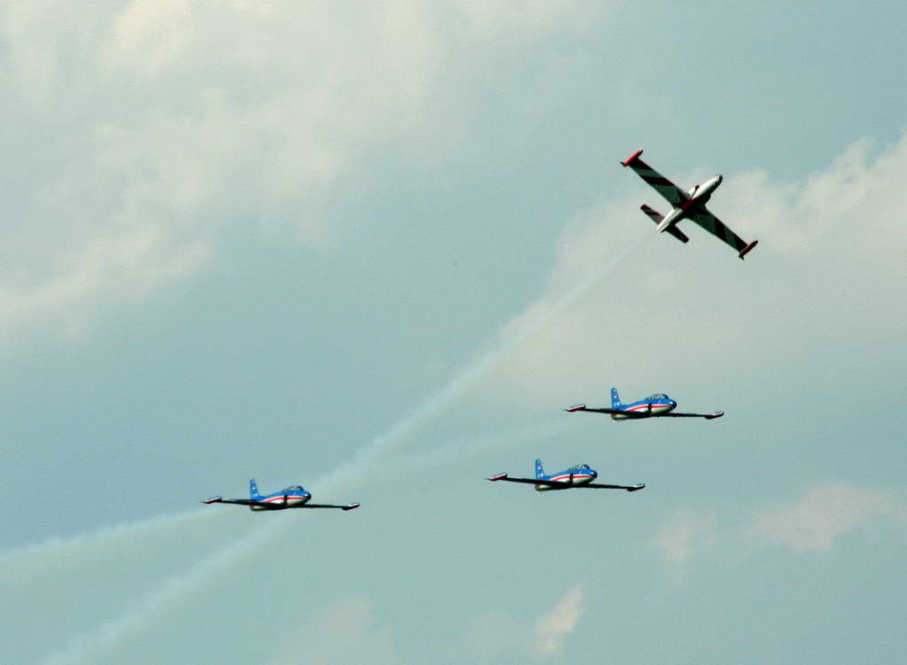 Aerobatic Team Stars YU-YAD