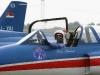 Soko G-2 GAleb Sasa Grubac YU-YAG Aerobatic Team STARS