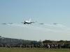 Boeing 727-200 JAT Soko G-2 GAleb Aerobatic Team STARS Vrsac Airshow