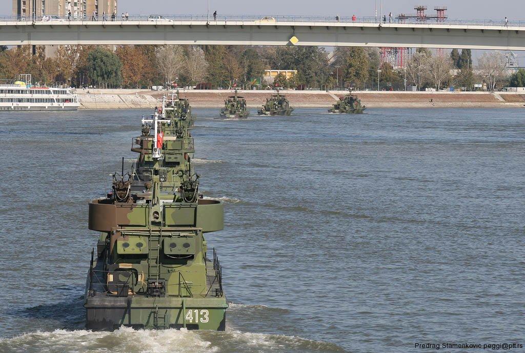 Recna flotila vojske Srbije
