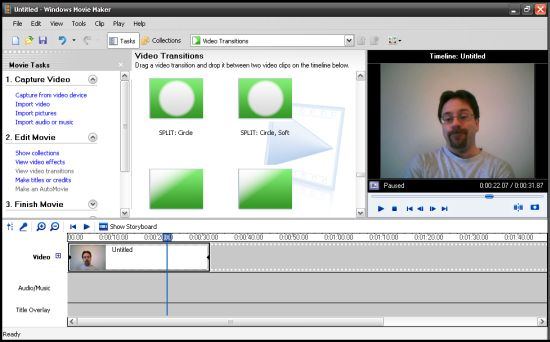 Download windows movie maker (windows vista) 2. 6.