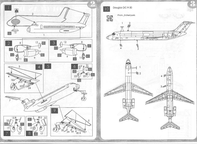 douglas-dc9-yugoslav-airliners-yu-aht