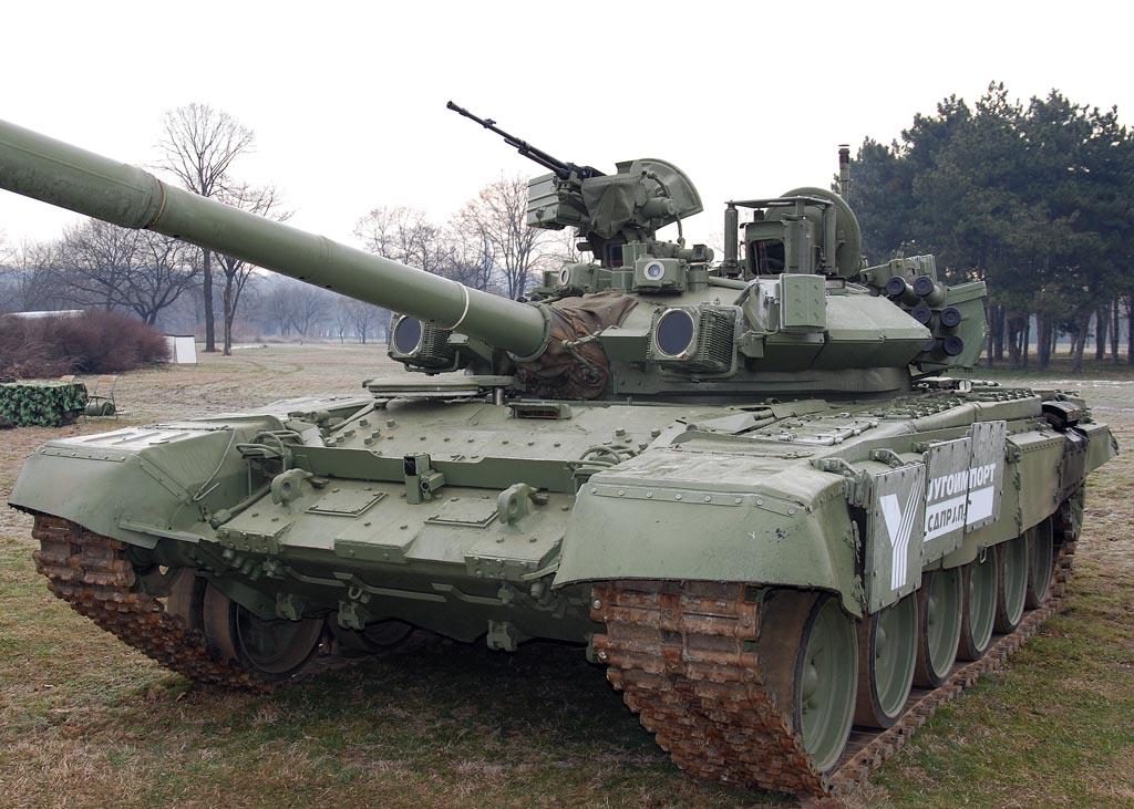 Sretenje 2011 – Serbian M-84 ABS MBT Walkaround Pictures ...