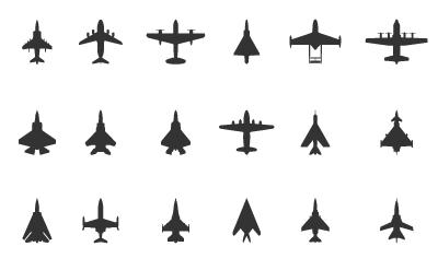 Free Aircraft Icons Aircraft Planet Com
