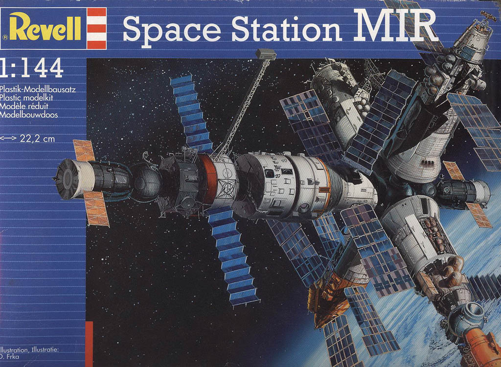 revell space station - photo #8