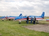 Soko G2 Galeb Aerobatic Team Stars Novi sad Cenej