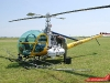 Hiller Corporation Hiller UH 12 E YU-HFH , Ciklonizacija Novi Sad