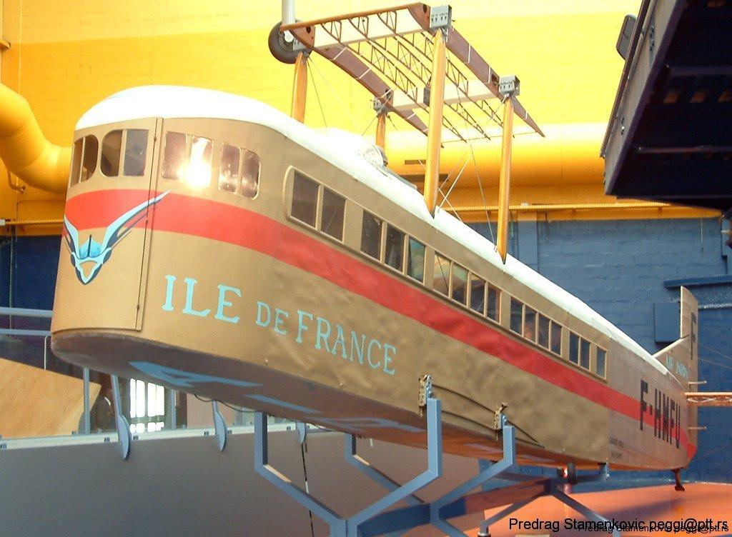 Museum La Bourget Paris France