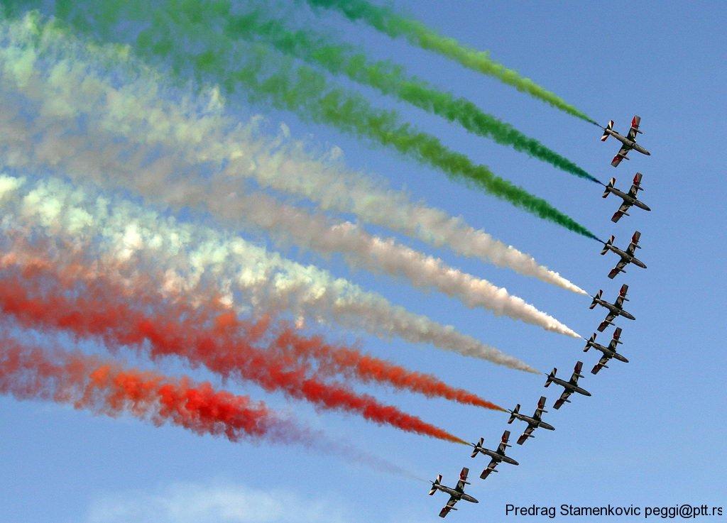Frece trikolori italian stars