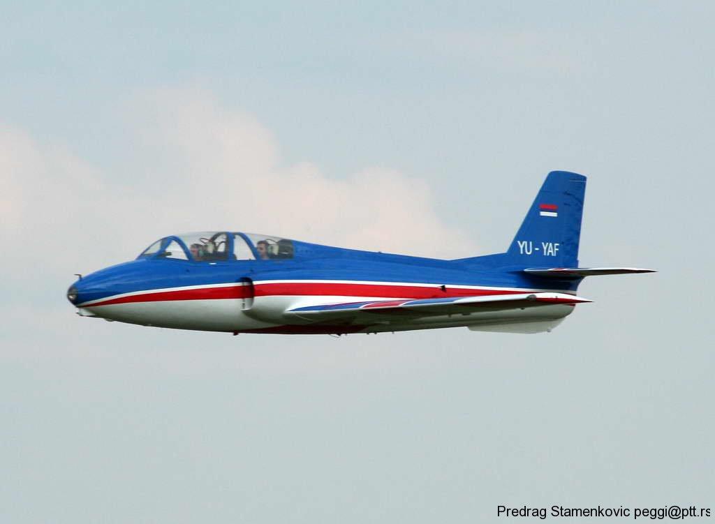 YU-YAF Soko G-2 GAleb