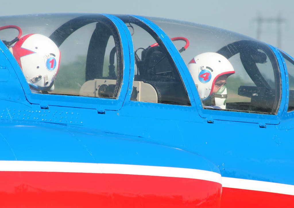 Soko G-2 GAleb YU-YAD Aerobatic Team STARS